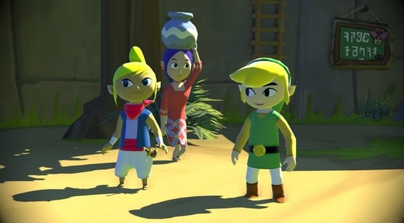 Wind Waker HD is only the Beginning.